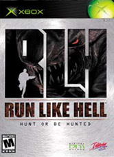 RLH: Run Like Hell Xbox