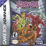 Scooby Doo: Mystery Mayhem for Game Boy Advance last updated Aug 19, 2003