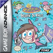 Fairly Odd Parents: Breakin' Da Rules GBA