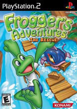 Frogger's Adventures: The Rescue PS2