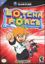 Gotcha Force for GameCube last updated Jan 26, 2009