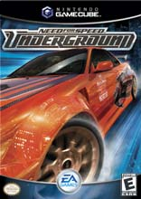 Need for Speed: Underground for GameCube last updated Jan 03, 2010