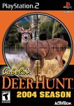 Cabela's Deer Hunt: 2004 Season PS2
