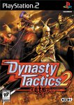 Dynasty Tactics 2 PS2