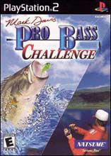 Mark Davis Pro Bass Fishing PS2