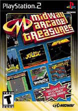Midway Arcade Treasures PS2