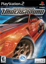 Need for Speed: Underground for PlayStation 2 last updated Nov 19, 2010