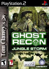 Tom Clancy's Ghost Recon: Jungle Storm PS2