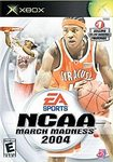 NCAA March Madness 2004 Xbox
