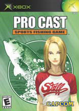 Pro Cast Sports Fishing Game Xbox
