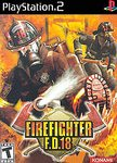 Firefighter FD 18 PS2