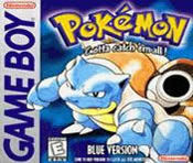 Pokemon Blue for Game Boy last updated Dec 22, 2010