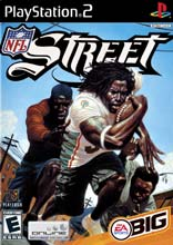 NFL Street for PlayStation 2 last updated Jun 28, 2005