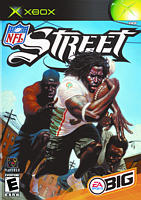 NFL Street for Xbox last updated Aug 12, 2004