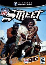 NFL Street for GameCube last updated Aug 16, 2004
