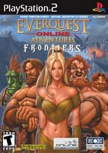 Everquest Online Adventures: Frontiers PS2
