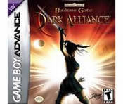 Baldur's Gate: Dark Alliance GBA