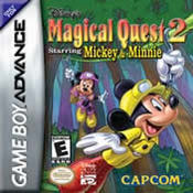 Disney's Magical Quest 3 Starring Mickey and Donald GBA