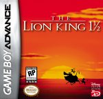 Lion King 1 1/2 GBA