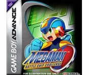 Mega Man Battle Chip Challenge GBA