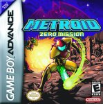 Metroid: Zero Mission for Game Boy Advance last updated Nov 24, 2005