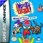 Mucha Lucha! Mascaritas of the Lost Code GBA