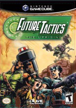 Future Tactics: The Uprising GameCube