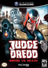 Judge Dredd: Dredd vs. Death GameCube
