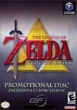 The Legend of Zelda: Collector's Edition GameCube