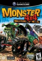 Monster 4x4: Masters of Metal GameCube