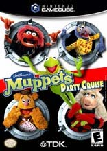 Muppets Party Cruise GameCube