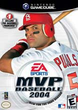 MVP Baseball 2004 for GameCube last updated Jul 26, 2009
