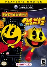 Pac-Man vs. GameCube