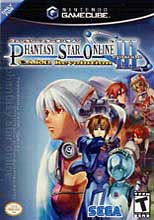 Phantasy Star Online III C.A.R.D. Revolution for GameCube last updated Mar 25, 2004