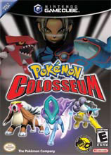 Pokemon Colosseum for GameCube last updated Jul 20, 2011