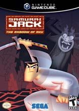 Samurai Jack: The Shadow of Aku GameCube