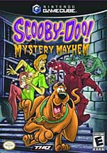 Scooby Doo: Mystery Mayhem GameCube