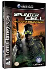 Tom Clancy's Splinter Cell: Pandora Tomorrow GameCube