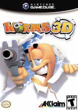 Worms 3D GameCube