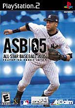 All-Star Baseball 2005 PS2