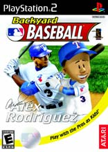 Backyard Baseball PS2