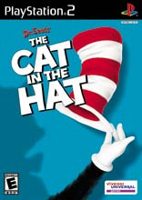 Dr. Seuss: The Cat in the Hat PS2