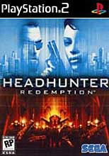 Headhunter: Redemption for PlayStation 2 last updated Jan 13, 2008