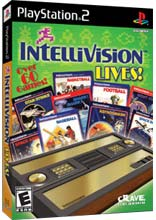 Intellivision Lives PS2