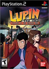 Lupin the 3rd: Treasure of the Sorcerer King PS2
