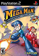 Mega Man Anniversary Collection for PlayStation 2 last updated Jun 30, 2004