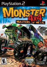 Monster 4x4: Masters of Metal PS2