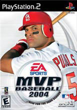 MVP Baseball 2004 for PlayStation 2 last updated Dec 11, 2007