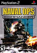 Naval Ops: Commander PS2