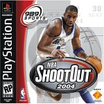 NBA Shootout 2004 PSX